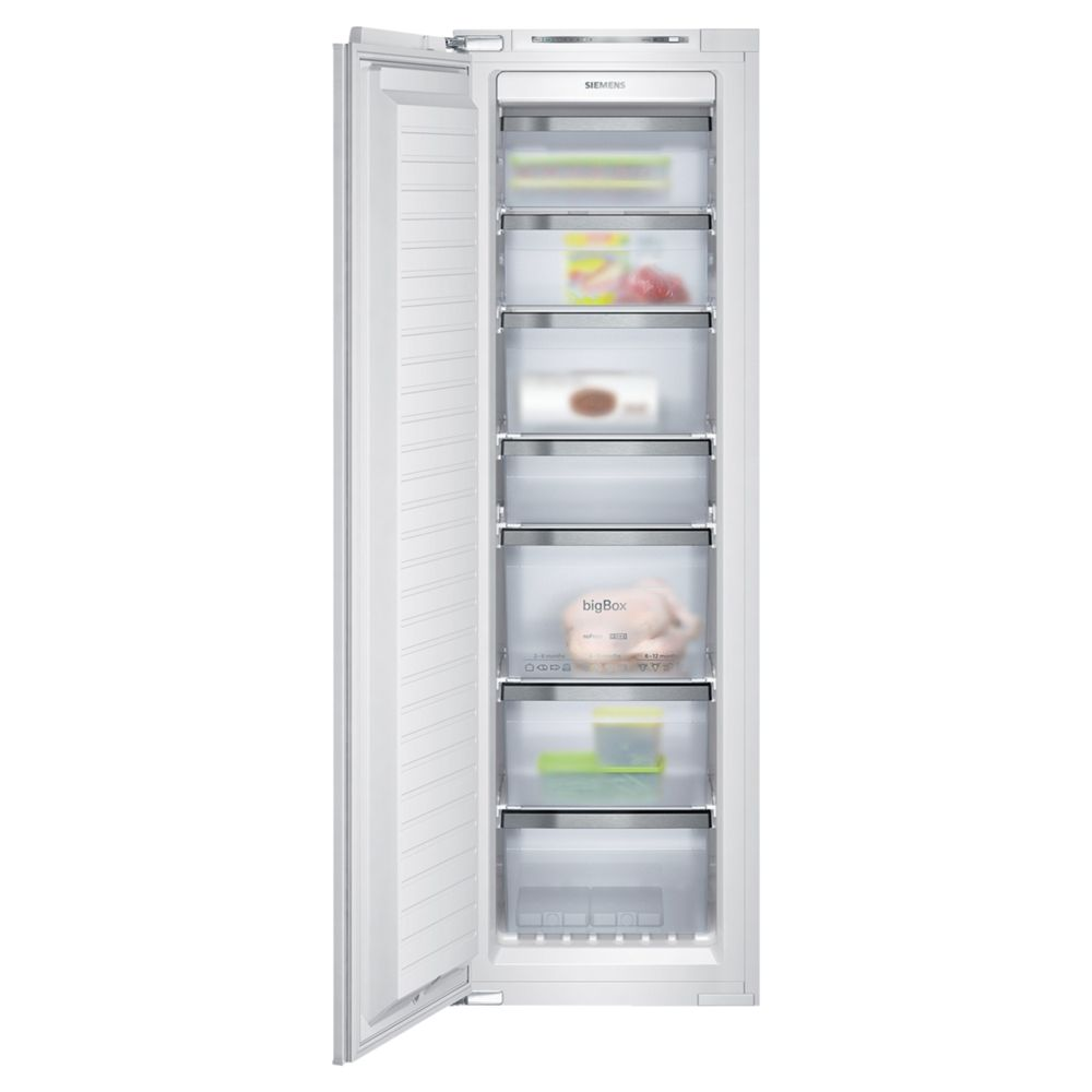 Siemens Siemens GI38NA55GB Integrated Tall Freezer, A+ Energy Rating, 56 cm Wide