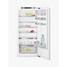Buy Siemens KI41RAD30 iQ500 Built-In Fridge, A++ Energy Rating Online at johnlewis.com