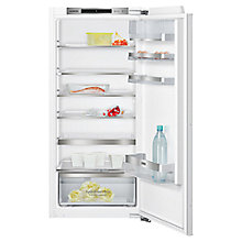 Buy Siemens KI41RAF30G Integrated Larder Fridge, A++ Energy Rating, 56cm Wide Online at johnlewis.com