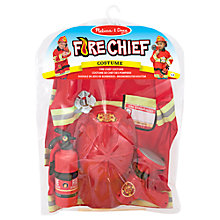 Buy Melissa & Doug Fire Chief Costume Online at johnlewis.com