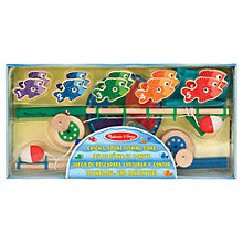 Buy Melissa & Doug Catch & Count Fishing Game Online at johnlewis.com