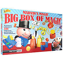 Buy Marvin's Magic Big Box Of Magic, 225 Tricks, Assorted Online at johnlewis.com