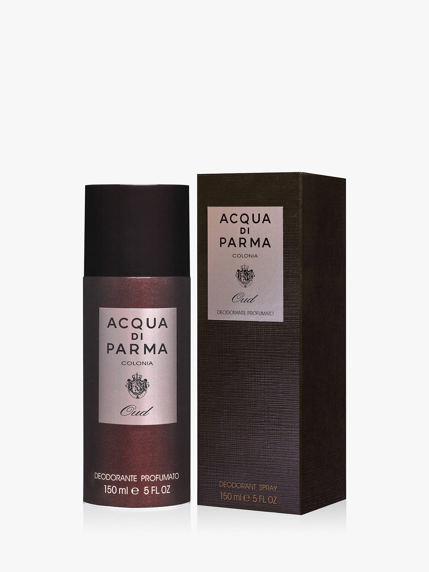 BuyAcqua di Parma Colonia Oud Deodorant Spray, 150ml Online at johnlewis.com
