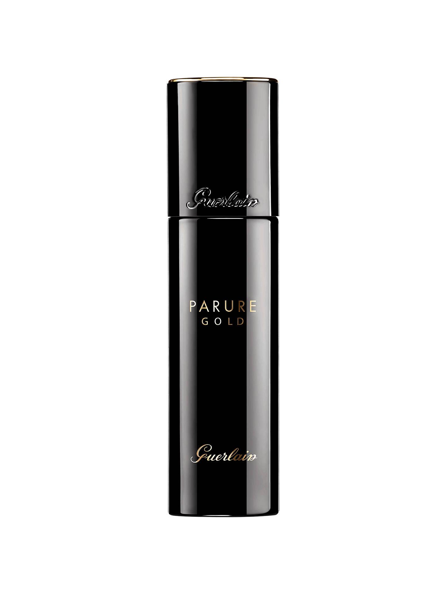 100% autenticato davvero economico nuova selezione Guerlain Parure Gold Fluid Radiance Foundation, Beige Moyen