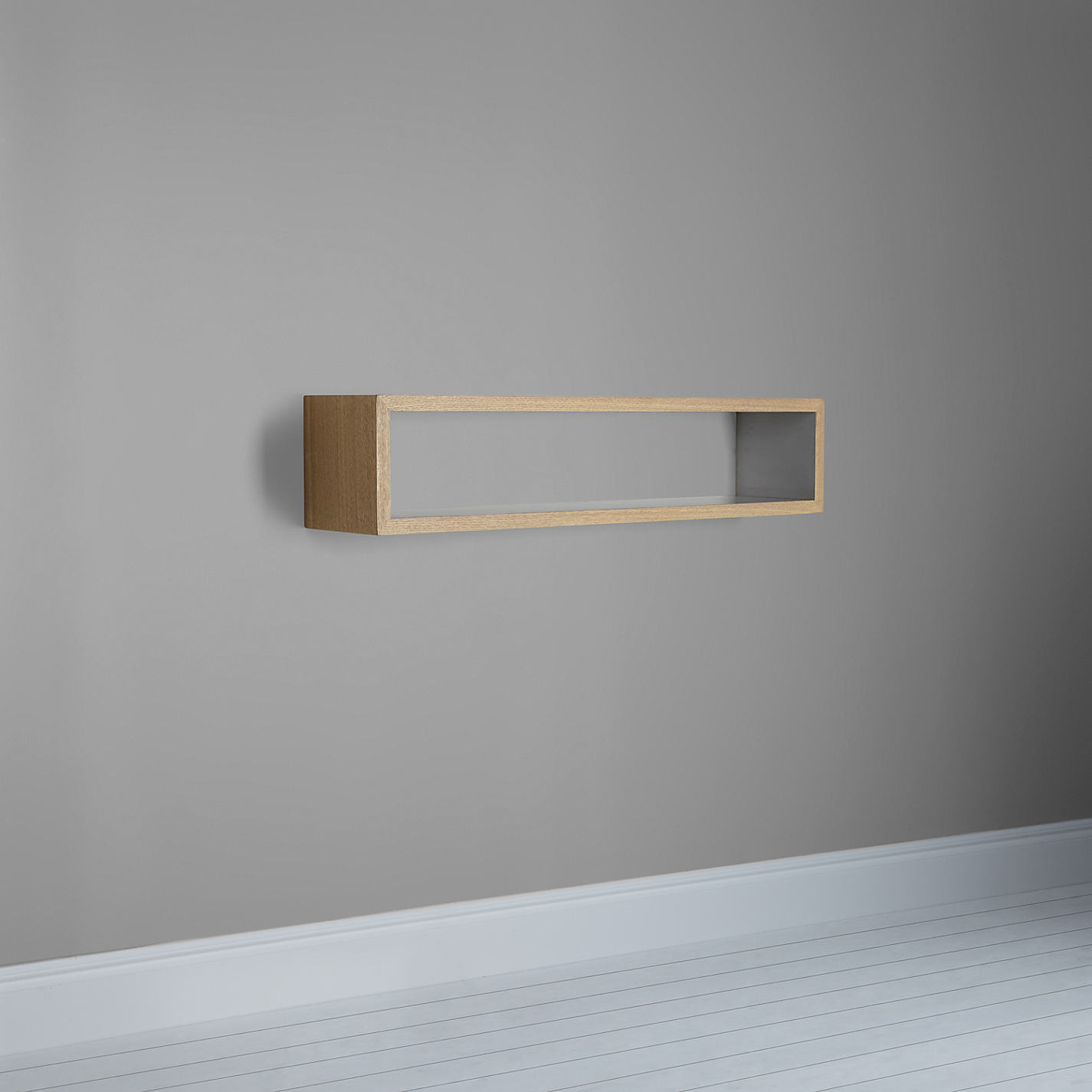 Bathroom wall shelf -  Buy Design Project By John Lewis No 008 Rectangular Bathroom Wall Shelf Online At Johnlewis
