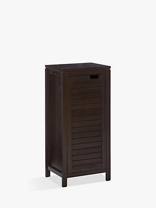 John Lewis & Partners Bali Single Bathroom Towel Cupboard