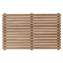 Buy Design Project by John Lewis No.008 Bathroom Duckboard Online at johnlewis.com