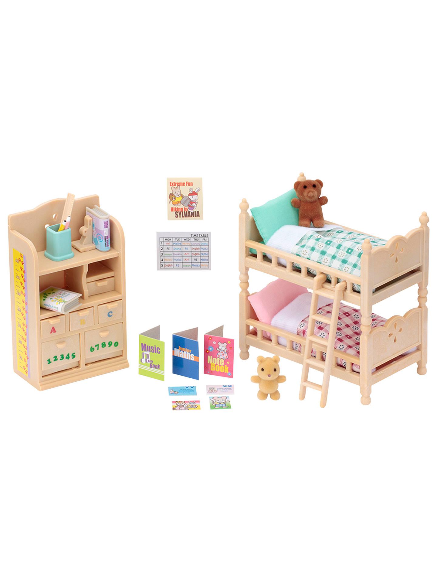 Sylvanian Families Children S Bedroom Set Uk