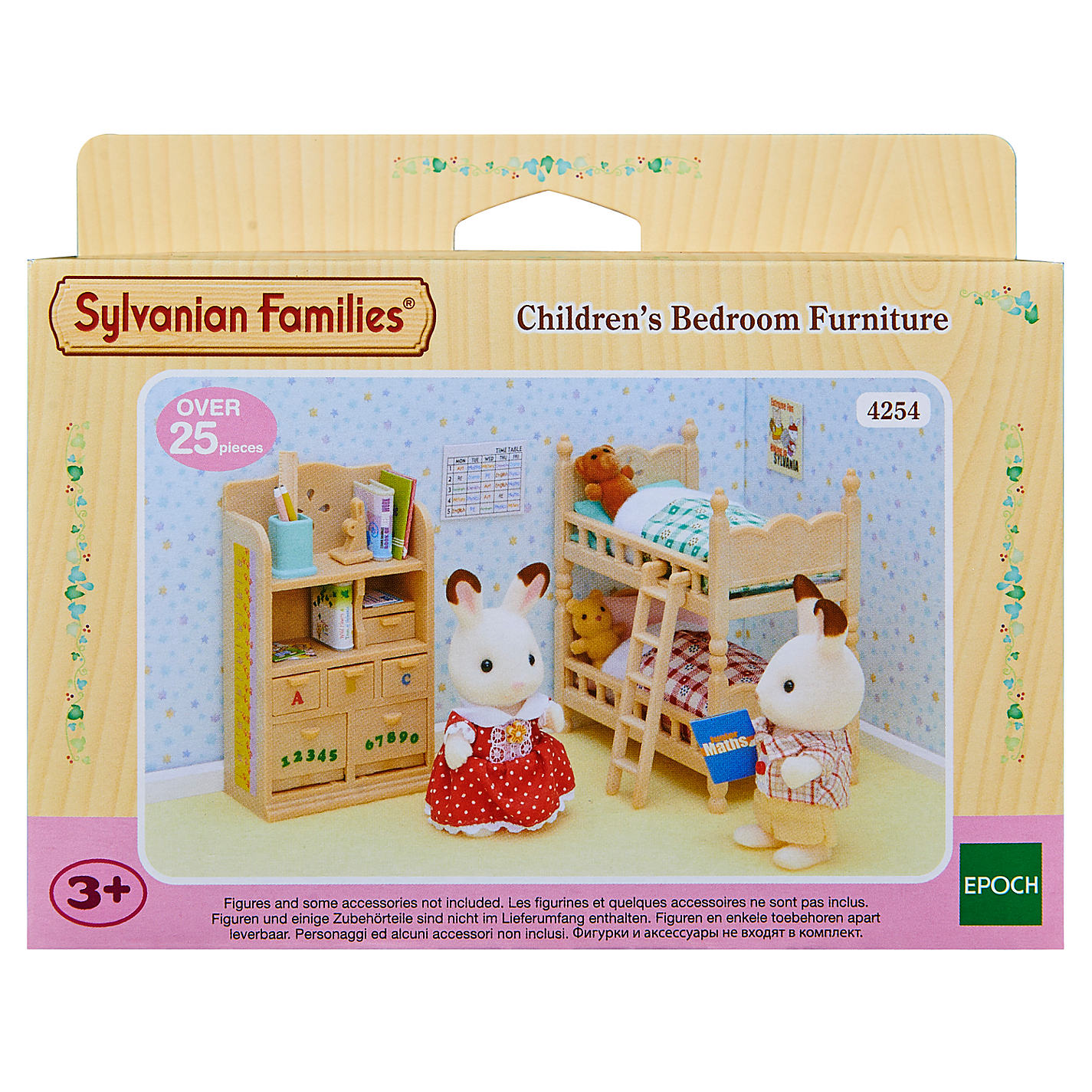Sylvanian families bedroom set Master bedroom set sylvanian