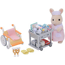 Buy Sylvanian Families Country Nurse Online at johnlewis.com