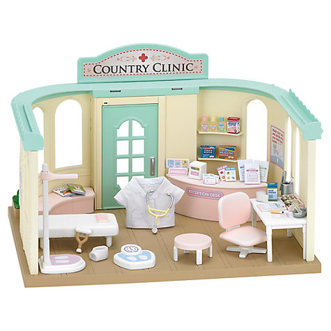 Buy Sylvanian Families Country Doctor Online At Johnlewis