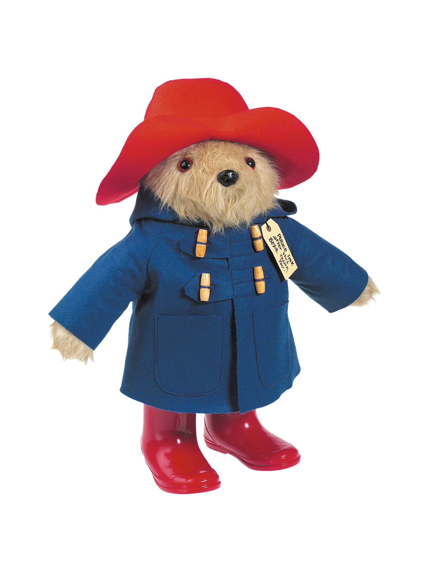 BuyPaddington Bear Large Soft Toy Online at johnlewis.com