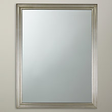 Buy John Lewis Hall Mirror, Silver, 132 x 102cm Online at johnlewis.com