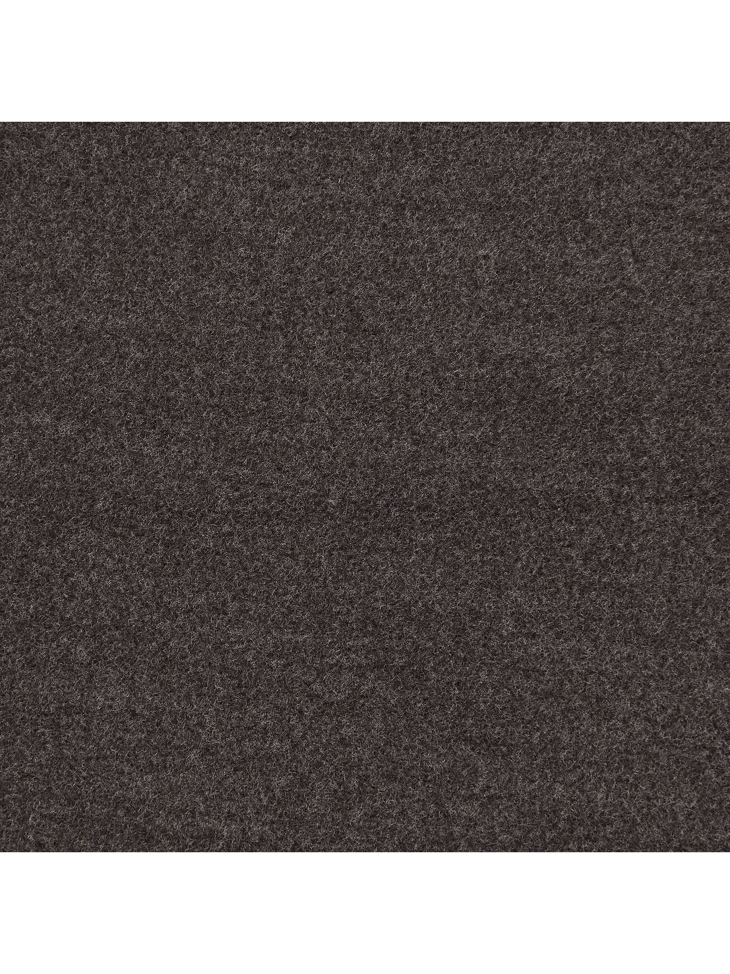 Buy Coat Material Fabric, Charcoal Online at johnlewis.com