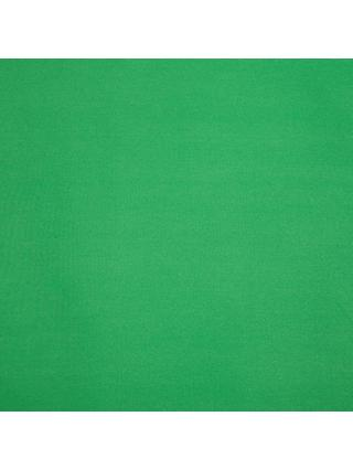 Plain Sateen Fabric, Emerald