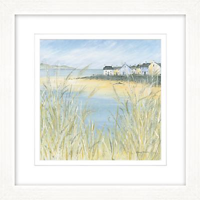 Diane Demirci – Beach Grasses II Framed Print, 57 x 57cm