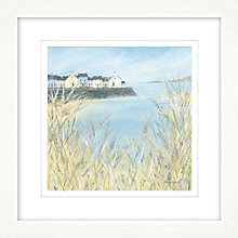 Buy Diane Demirci - Beach Grasses I Framed Print, 57 x 57cm Online at johnlewis.com