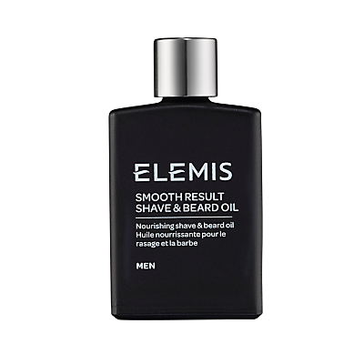 Elemis Smooth Result Shave & Beard Oil, 30ml