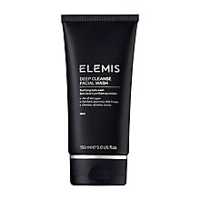 Buy Elemis Deep Cleanse Face Wash, 150ml Online at johnlewis.com