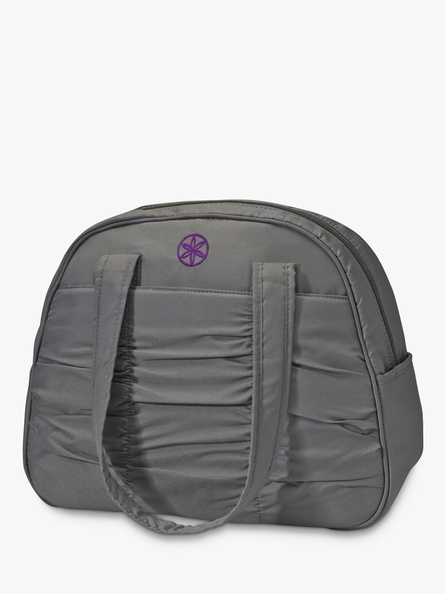Gaiam Gaiam Metro Gym Bag, Grey