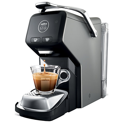 buy lavazza a modo mio espria plus espresso coffee machine, grey