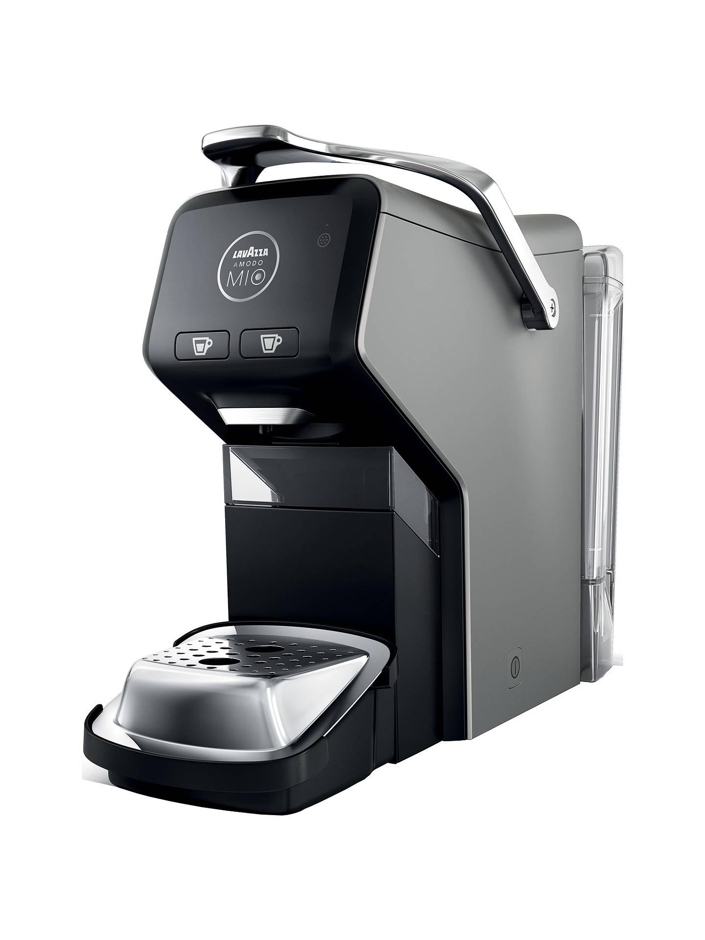 Lavazza A Modo Mio Espria Plus Espresso Coffee Machine Grey