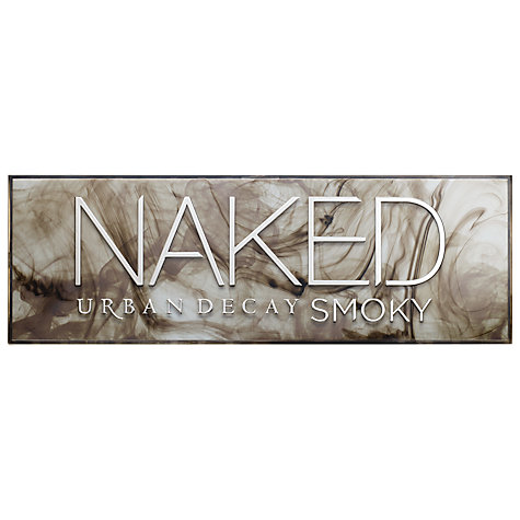 Buy Urban Decay Naked Smoky Palette Online at johnlewis.com