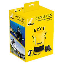 Buy Nikon COOLPIX AW130 Outdoor Accessory Kit Online at johnlewis.com