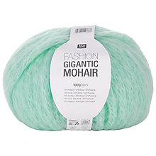 Buy Rico Fashion Gigantic Mohair Yarn, 100g Online at johnlewis.com