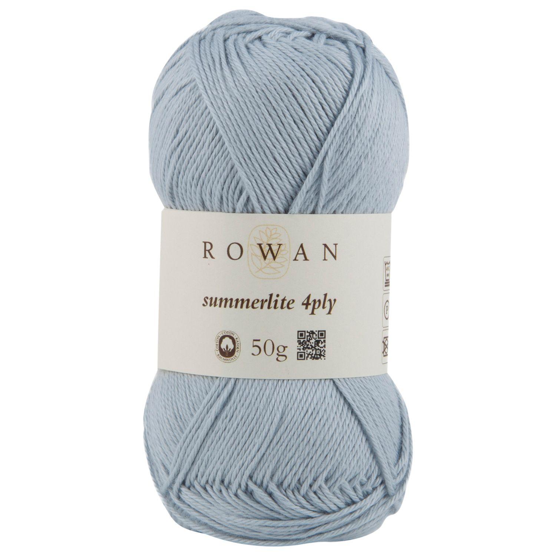 Rowan Rowan Summerlite 4ply Yarn, 50g