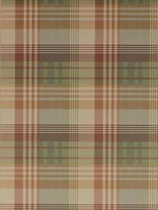 Mulberry Home Ancient Tartan Paste the Wall Wallpaper