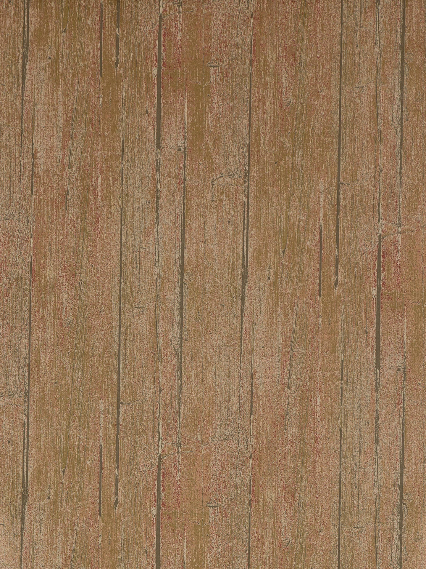 Buy Mulberry Home Wood Panel Wallpaper, Rust, FG081.P101 Online at johnlewis.com