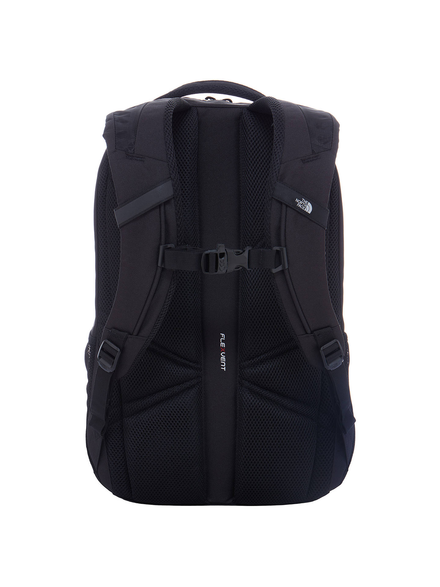 Buy The North Face Jester Backpack, Black Online at johnlewis.com
