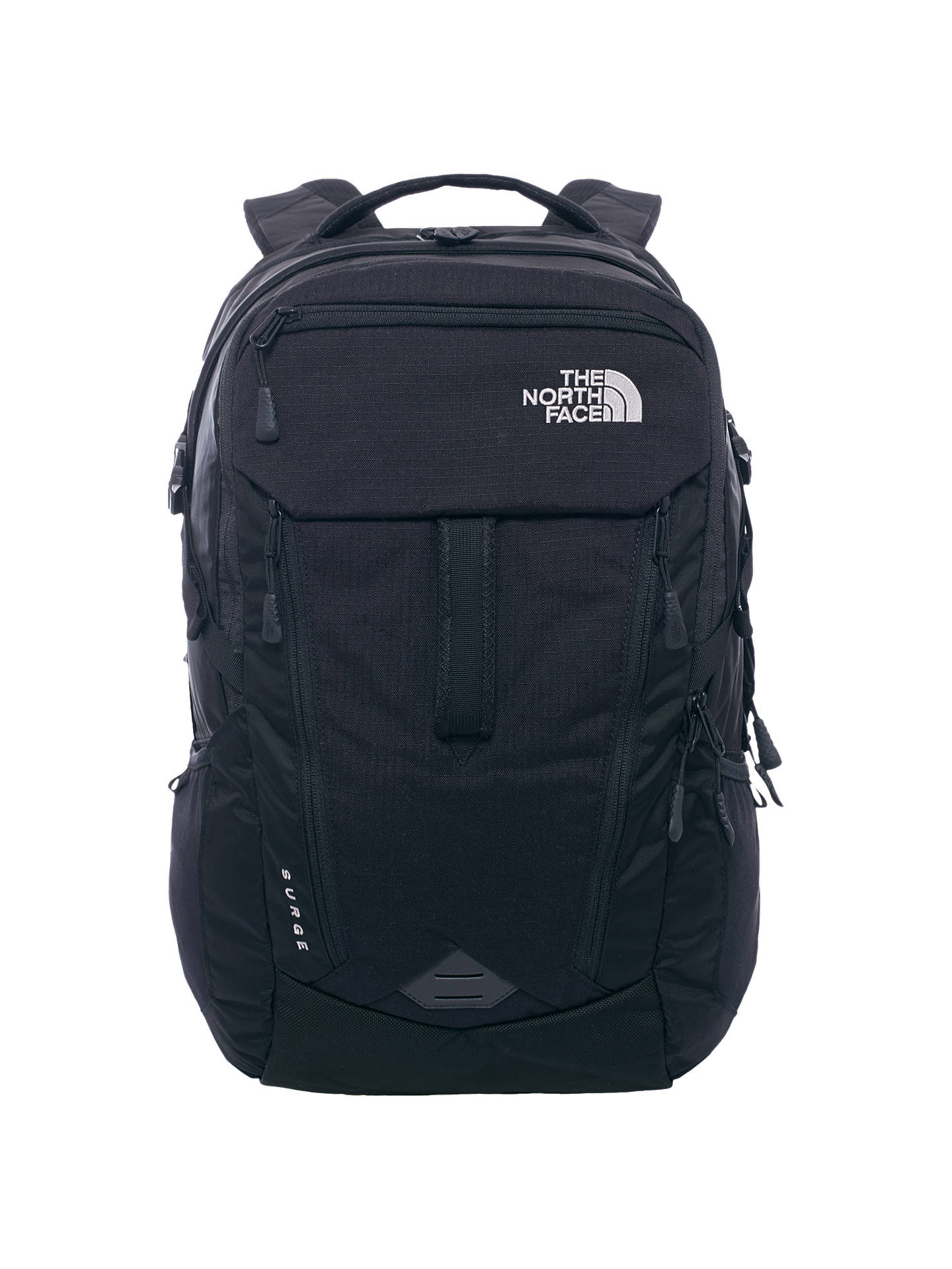 24c592866 The North Face Surge Backpack, Black