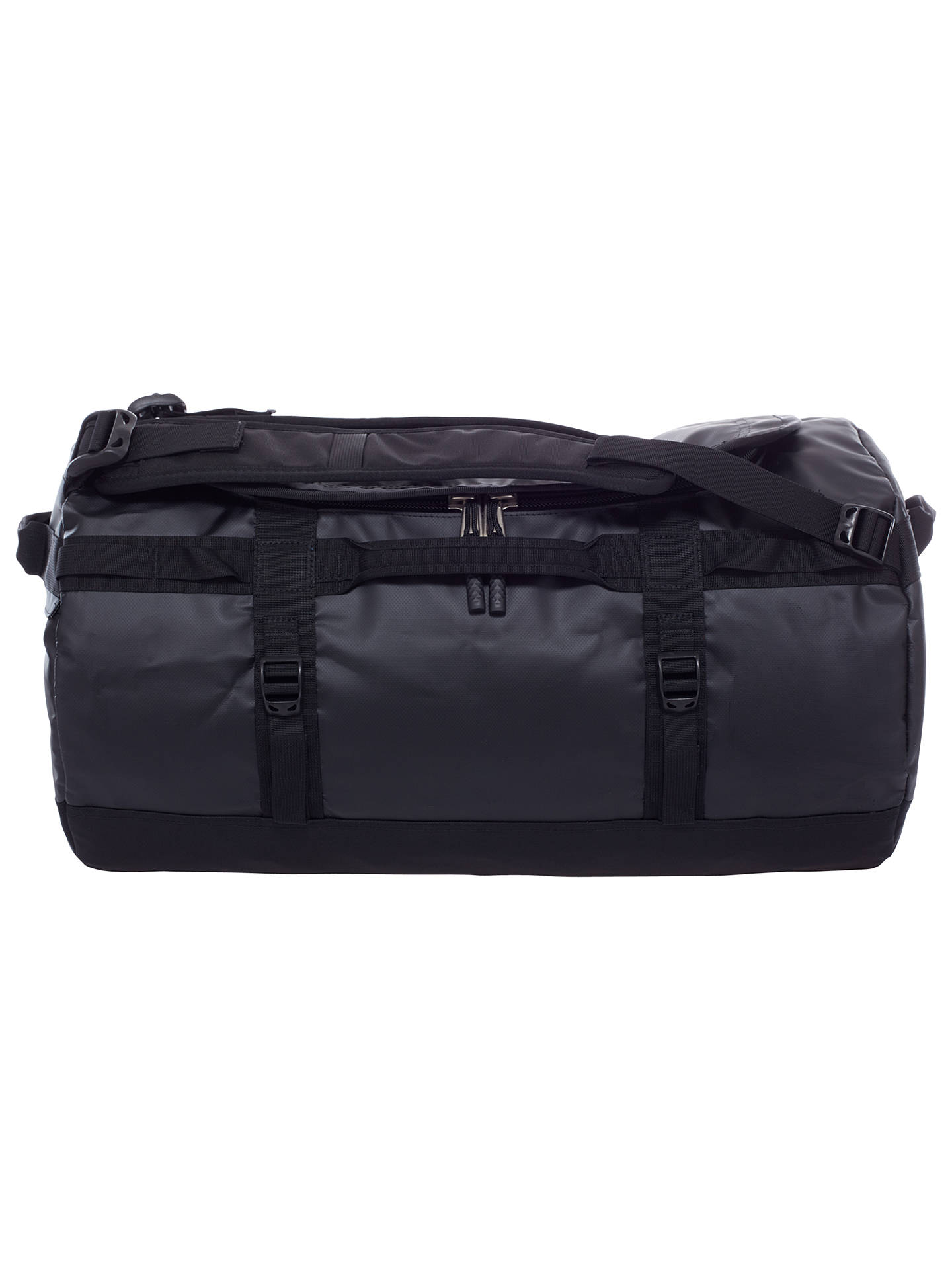 The North Face Base Camp Duffle Bag Small Black Online At Johnlewis