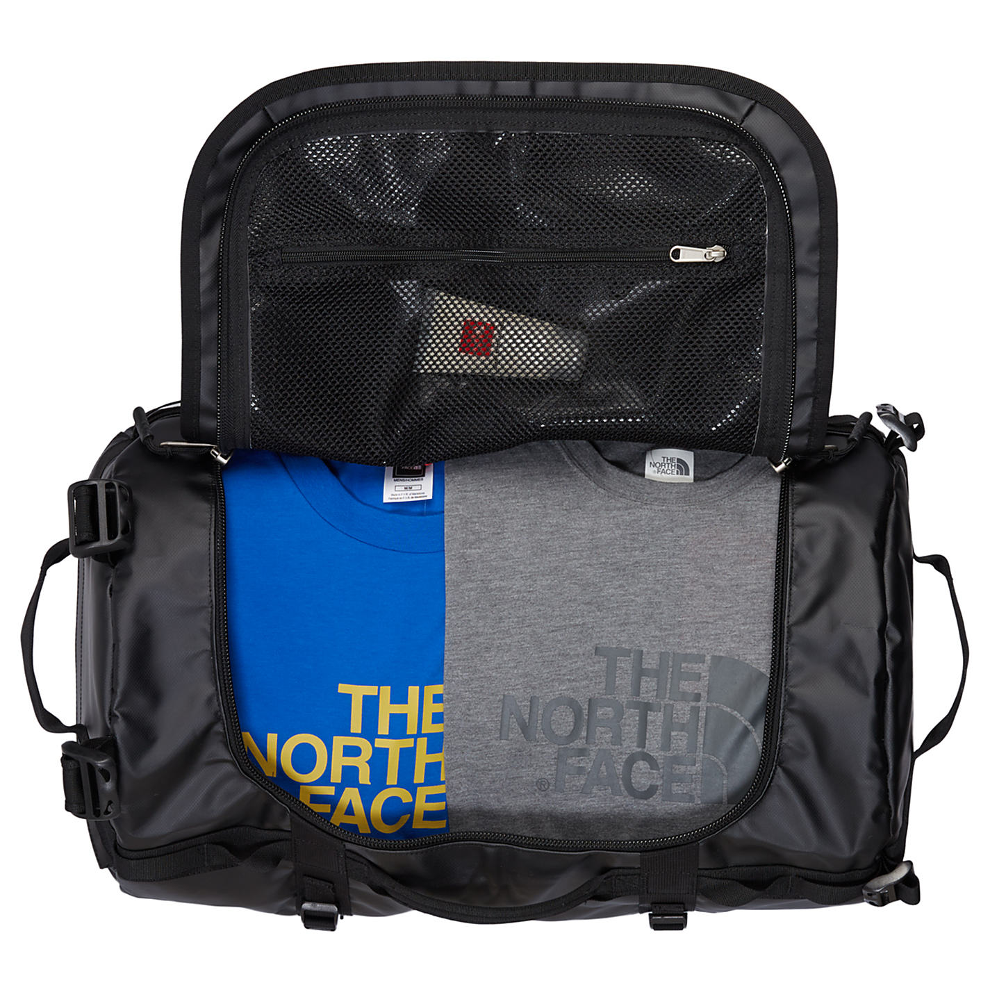 Buy The North Face Base Camp Duffle Bag, Small, Black Online at johnlewis.