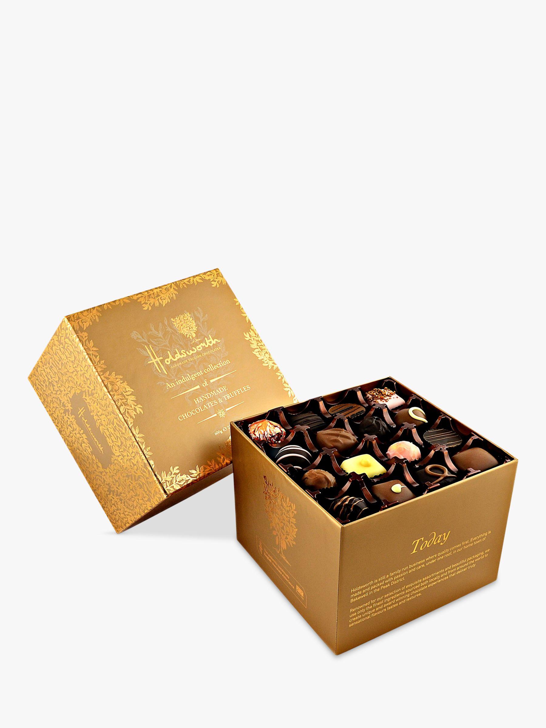 Holdsworth Holdsworth Assorted Chocolate Cube, 600g
