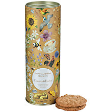 Buy Crabtree & Evelyn, All Butter Honey & Oat Biscuits Online at johnlewis.com