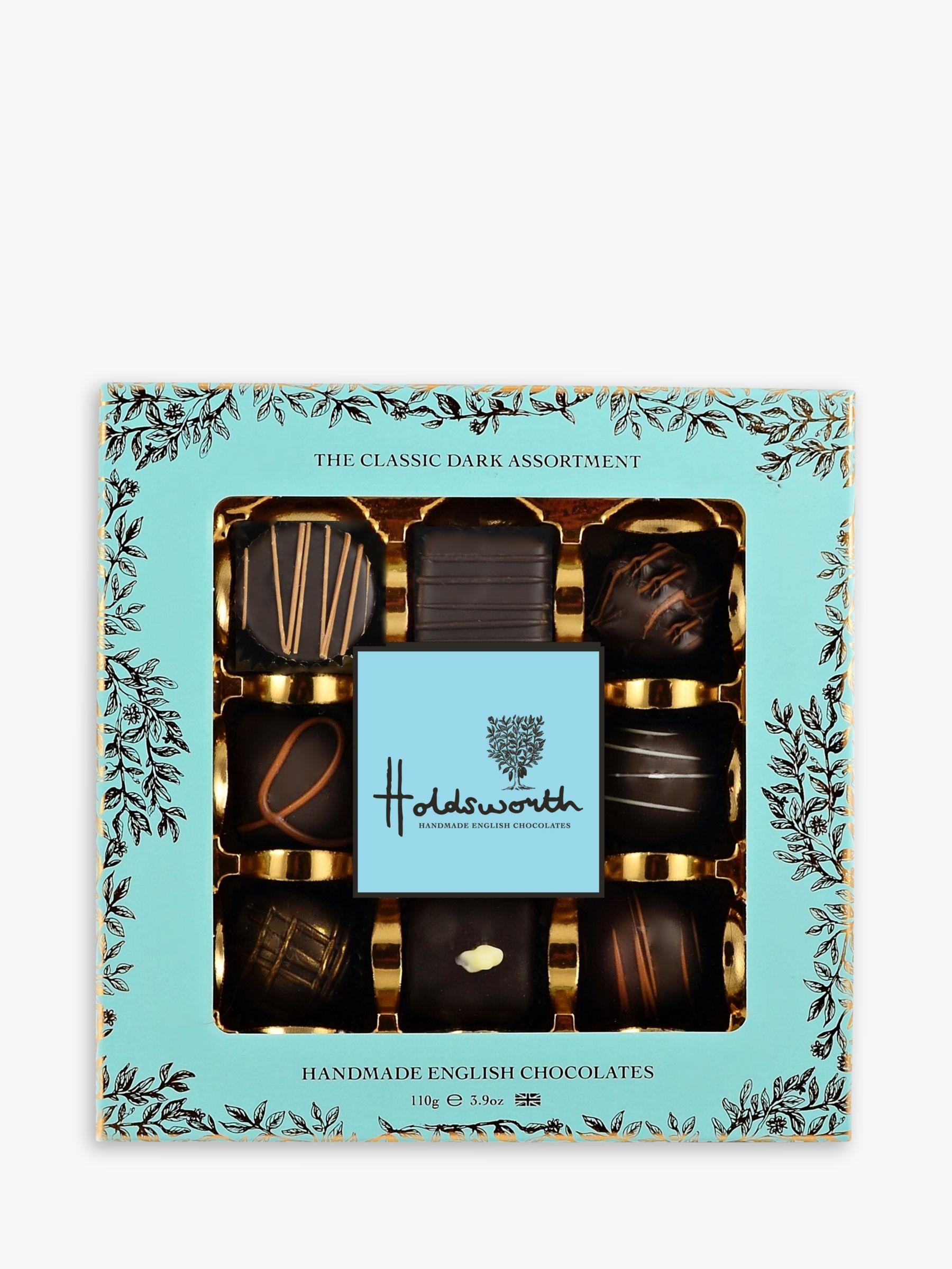 Holdsworth Holdsworth Window Dark Chocolate Assortment, 110g