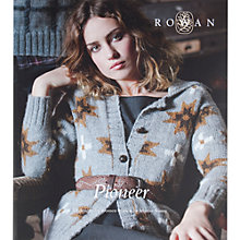 Buy Rowan Pioneer by Martin Storey Knitting Pattern Book Online at johnlewis.com