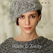 Buy Rowan Warm and Toasty Knitting Patterns Booklet Online at johnlewis.com