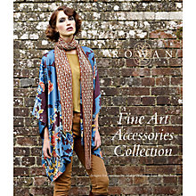 Buy The Fine Art Accessories Collection by Marie Wallin & Lisa Richardson Knitting Pattern Book Online at johnlewis.com