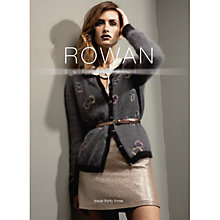 Buy Rowan Studio Mohair Haze Women's Knitting Pattern Brochure Online at johnlewis.com