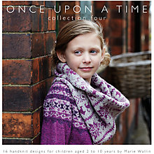 Buy Once Upon A Time by Marie Wallin Knitting Pattern Book Online at johnlewis.com