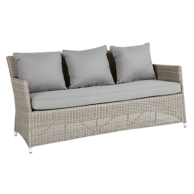 John Lewis Dante 3 Seater Outdoor Sofa