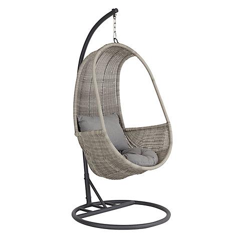 Buy John Lewis Dante Pod Hanging Chair Online At Johnlewis.com ...