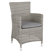 Buy John Lewis Dante Outdoor Dining Armchair Online at johnlewis.com