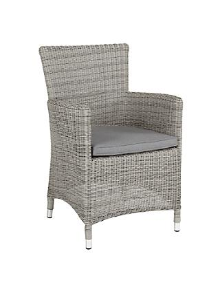 John Lewis & Partners Dante Outdoor Dining Armchair
