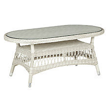 Buy John Lewis Hera Wicker Coffee Table Online at johnlewis.com