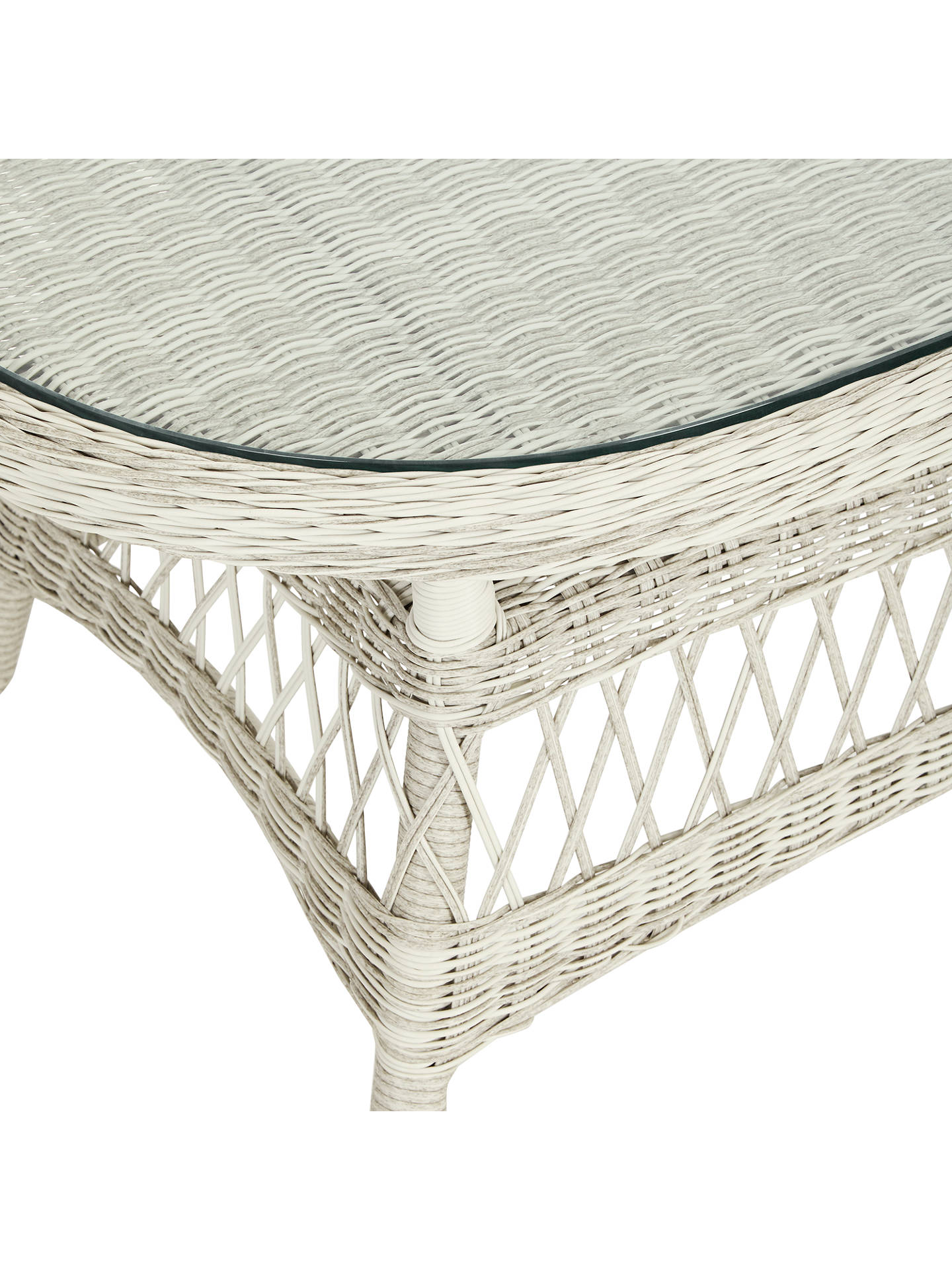 BuyJohn Lewis & Partners Hera Wicker Coffee Table Online at johnlewis.com